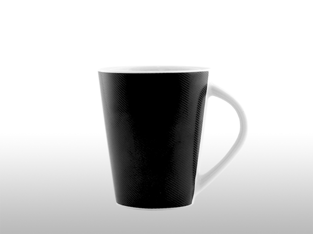 carbon Promotional Mugs