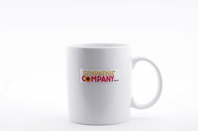 Doming Engraving Promotional Mug