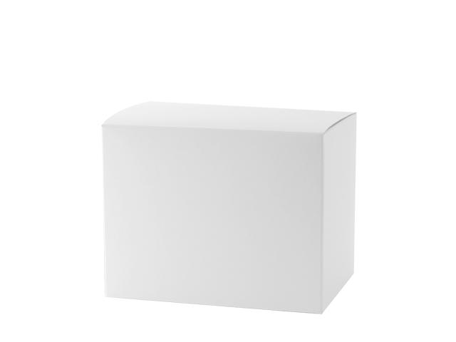Einzelverpackung ohne Sichtfenster in weiß, groß