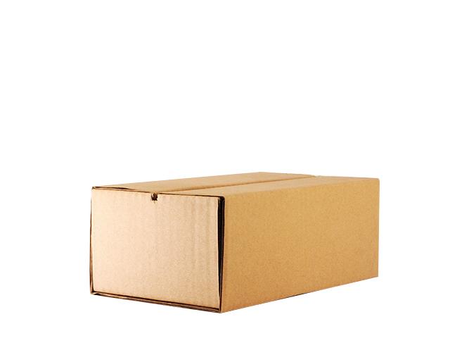 6er Karton in braun